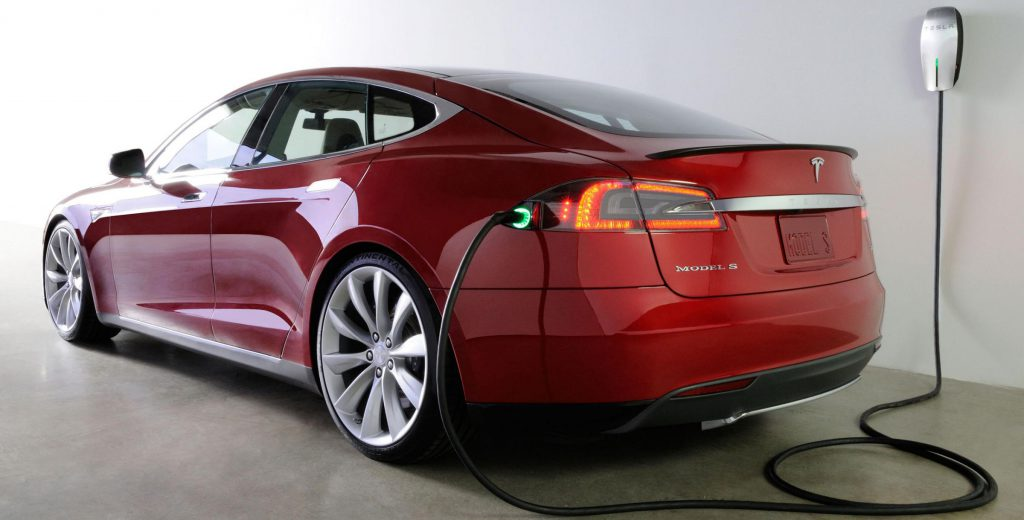 tesla electric car sell at cashyourcaruae