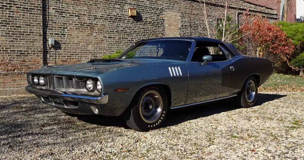 1971 Plymouth 'Cuda 426 Hemi Cuda