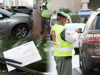 List of traffic Offenses & Fines in UAE 2017-18